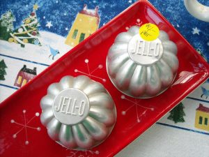Vintage Jello Cup Molds $4